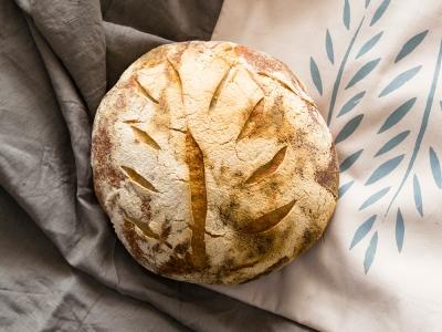 kenyérzsák, kenyértartó, pékség